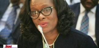 Attorney General Gloria Akuffo