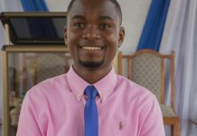 Mr. David Atiogbe, a fellow of ECSI-Ghana