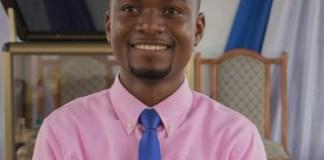 Mr. David Atiogbe, a fellow of ECSI-Ghana