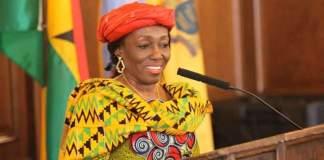 Mrs. Nana Konadu Agyeman-Rawlings