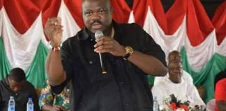 Joshua Hamidu Akamba, National Organizer of the NDC