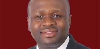 Dr. Edward Omane Boamah