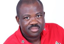 Joshua Hamidu Akamba, the National Organizer of the National Democratic Congress