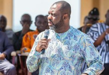 Minister of Education Dr. Mathew Opoku Prempeh