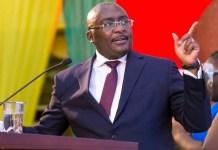 H.E Dr. Mahamudu Bawumia
