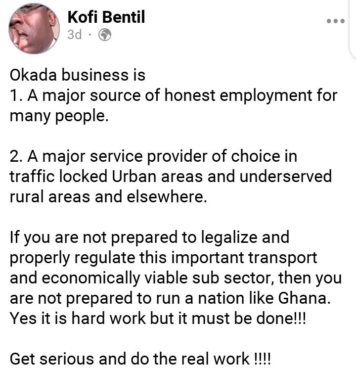 Kofi Bentil