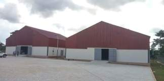 Rice Processing Factory at Forms West Constituency