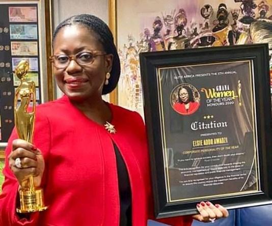 Mrs. Elsie Addo Awadzi