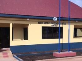 Yamfo District Police Headquarters