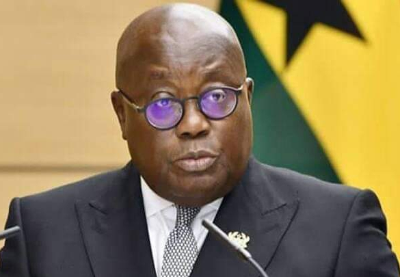 H.E Nana Addo Dankwa Akufo-Addo