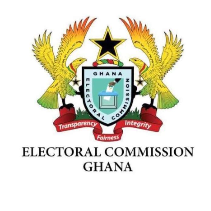 Electoral Commission's logo