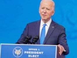 H.E Joe Biden