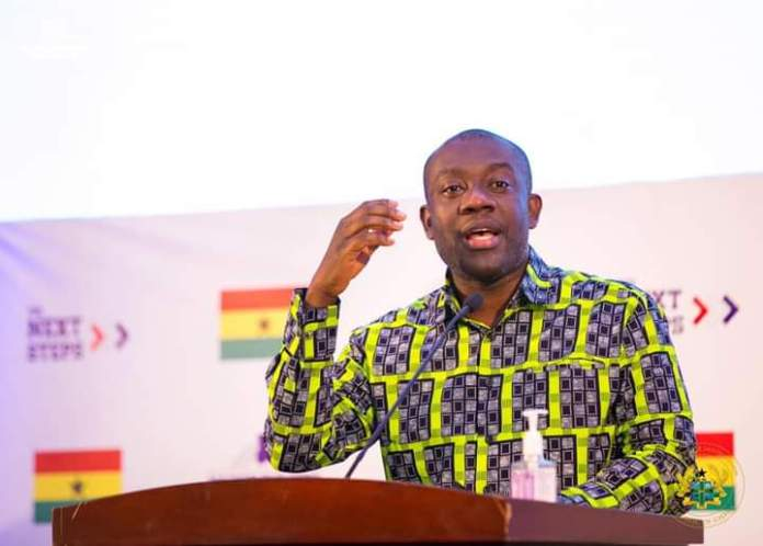 Kojo Oppong-Nkrumah Esq - MP, Ofoase Ayirebi
