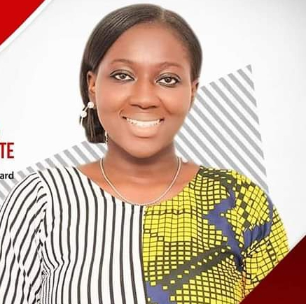Nana Adjoa Adobea Asante – Legal Committee Member