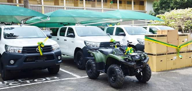 Spanish government donates equipment to Ghana Immigration Service