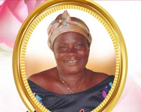 The late Afi Dumatonu aka Aggie