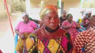 Mama Gbemu Ameyisa III (Queen Mother of Mafi-Tove)