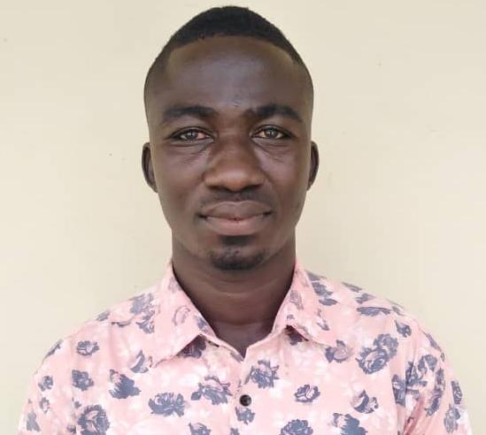 Mr. Nicholas Kelvin Agboni
