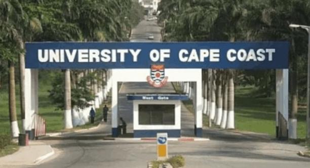 UCC entrance