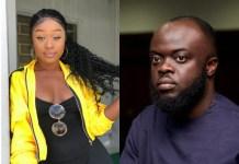 Efia Odo and Kwadwo Sheldon