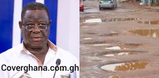 All Roads in the country will be fixed - Minister of Roads Kwesi Amoako Atta