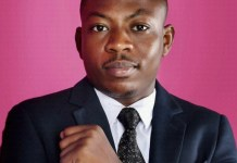 NAHSAG President, Moses Nminkuma Bondong