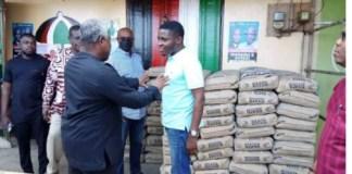 Edem Agbana supports Ketu North NDC