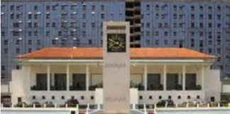 Original Photos of the State Tower [Job 600] constructed by Dr Nkrumah