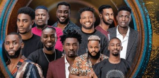 2021 BBNaija launched : Check Out the Profile Of all the Season 6 Guys