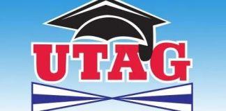 University Teachers Association of Ghana (UTAG) logo