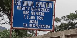 Rent Control Department