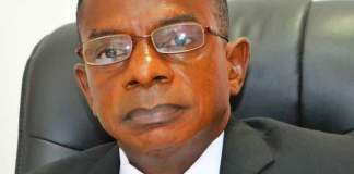 Acting Auditor-General Johnson Akuamoah Asiedu