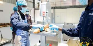 CH Global Limited, the GH¢10 million yam and cassava processing factory