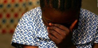 Featured image of depressed girl, not the a picture of the rapɛd SHS graduate