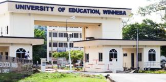 University of Education, Winneba (UEW)