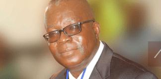NAGRAT President, Mr. Eric Agbe-Carbonu