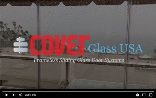 Video thumbnail of glass weatherstrips