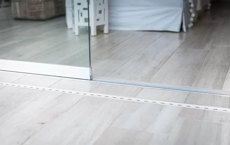 Seamless Sliding Glass Doors