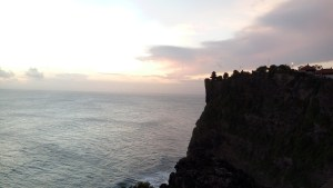 Uluwatu Temple Cliff