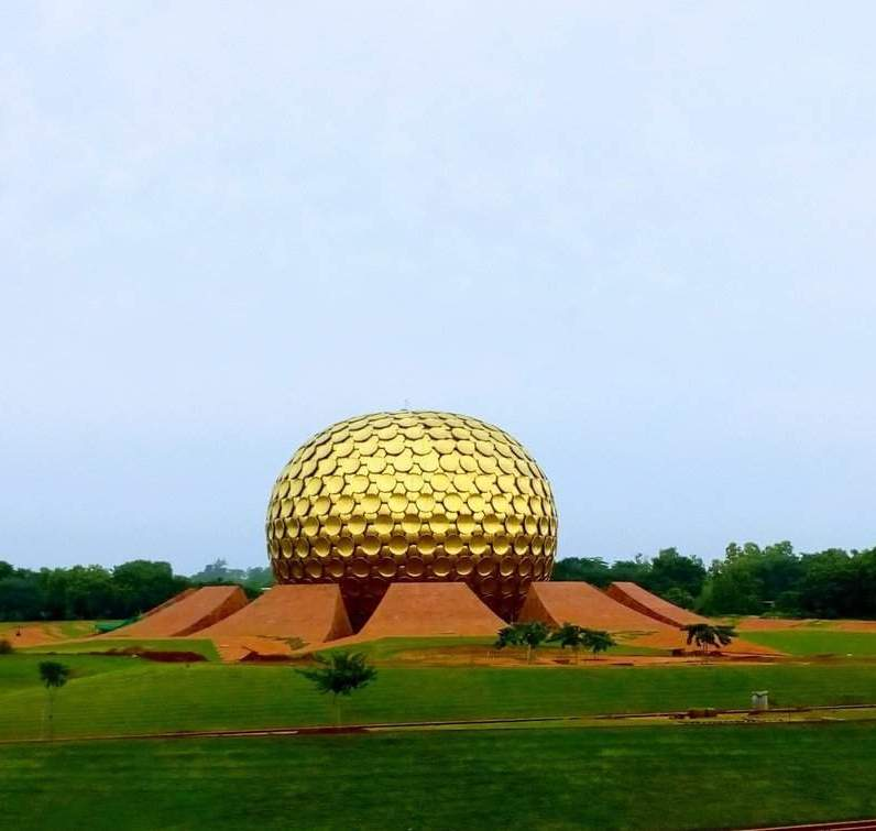 First time guide to Auroville