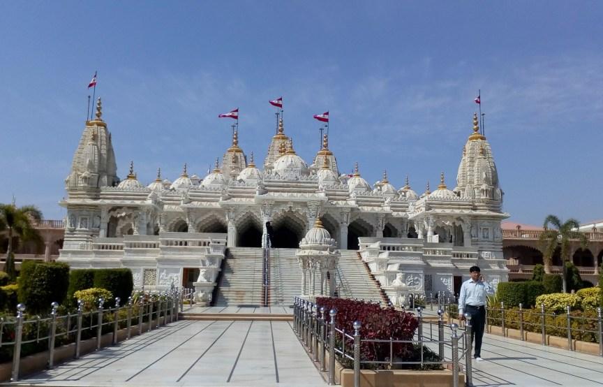 Sri Swami Narayan Temple, Bhuj