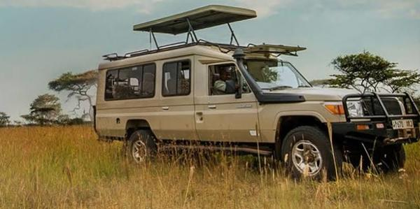 Land Cruiser for Kenya Safari