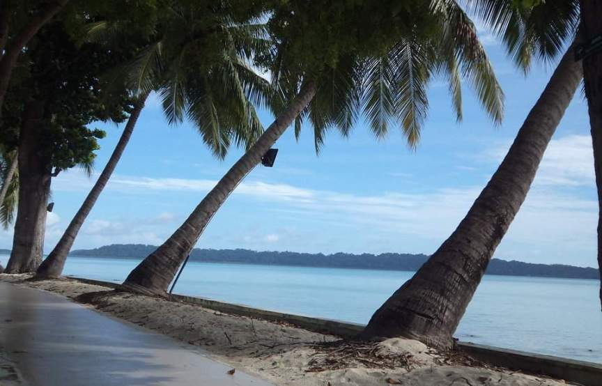 Andaman - Port Blair, Havelock