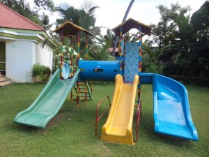 Play Area Panoramic Sea View Resort, Alleppey