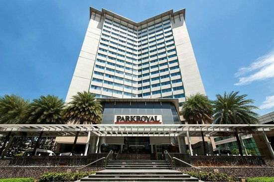 ParkRoyal Hotel, Kitchener Road, Singapore