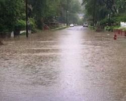 Huntington Flooding