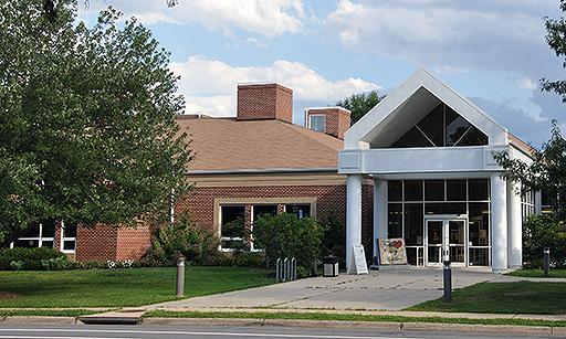 Sherwood Regional Library