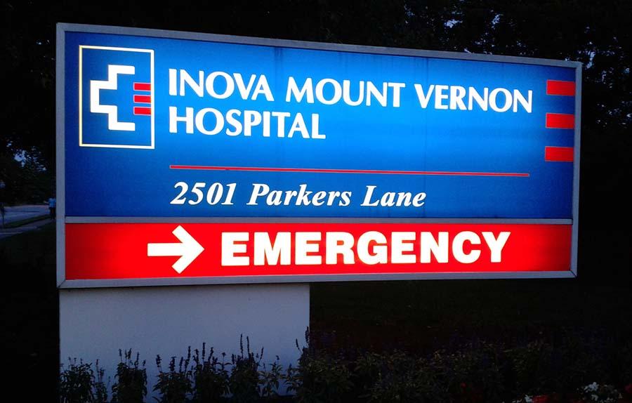 Inova sign