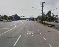 Google Street View of Richmond Highway