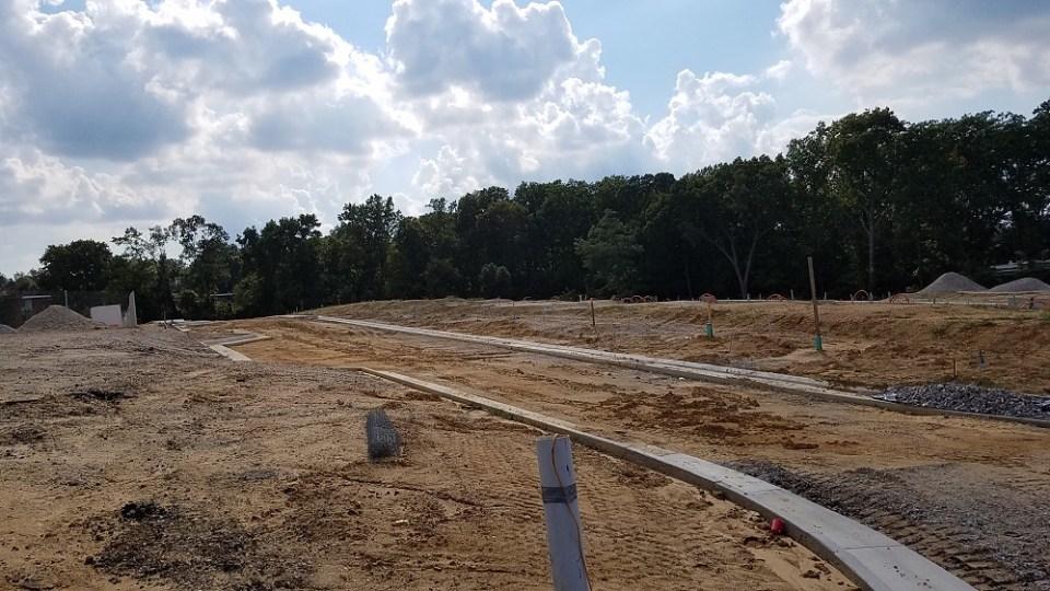 South Alex construction site